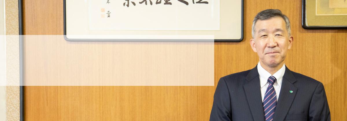 採用が経営を変えた瞬間 代表取締役社長 成瀬 真司氏